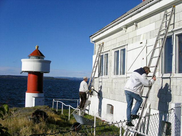 Oslofjordprisen 2020 til Stiftelsen Gamle Guldholmen Fyr
